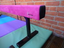 "8FT - 2.4MTR (18"" High) Gymnastic Balance Beam"